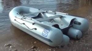 Надувные лодки пвх под мотор