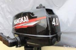 Лодочный мотор 4 л с