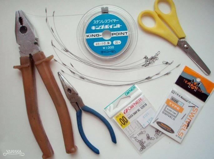 Изготовление флюрокарбоновых поводков своими руками