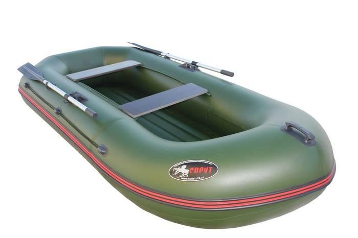 Моторные лодки с надувным дном