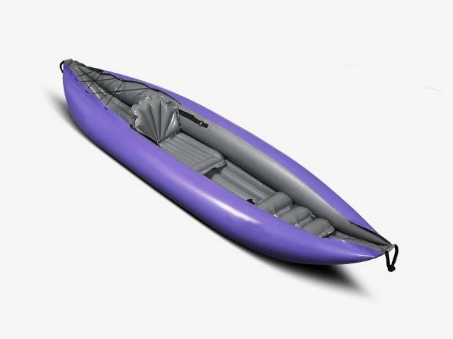 Дека лодки пвх