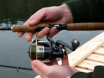 Рыболовная катушка