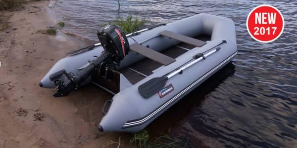 Лодка hunter 320