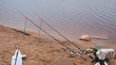 Рыбалка фидер оснастка