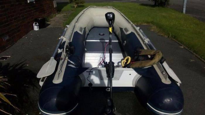 Установка эхолота на лодку ПВХ с мотором