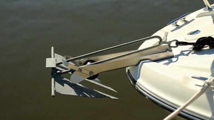 Выбираем лучший якорь для лодок ПВХ: таблица весов и средняя стоимость