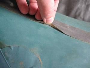 Клей резиновый для ремонта лодок