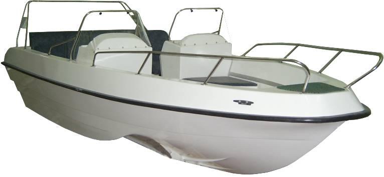Лодка laker