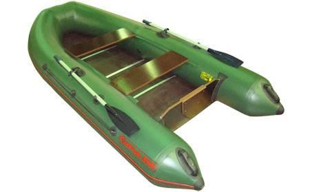 Лодка кэтфиш 310