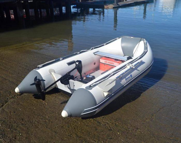 Лодка с мотором фото