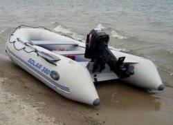 Надувная лодка как выбрать