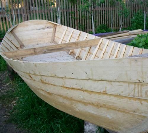 Лодки деревянные своими руками