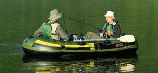 Хантер лодки