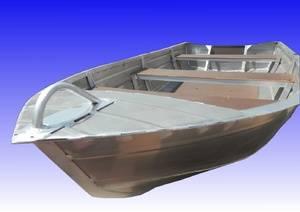 Российские алюминиевые лодки