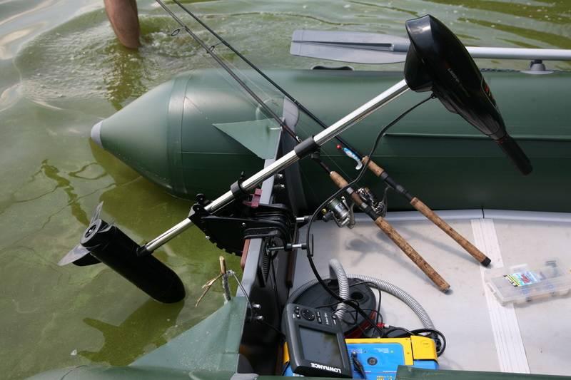 Электромотор на лодку для чего