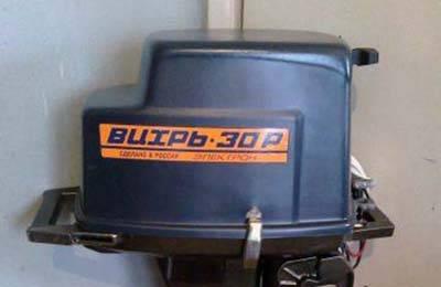 Лодочный мотор вихрь 30 технические характеристики