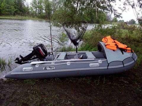 Лодка гладиатор 370 отзывы