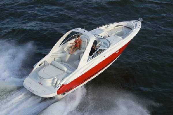 Маломерное моторное судно