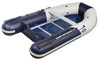 Лодка с транцем под мотор
