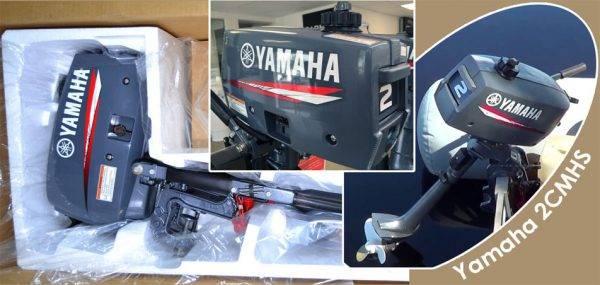 Мотор yamaha 2