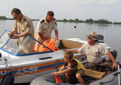 Лодки, которые не подлежат регистрации