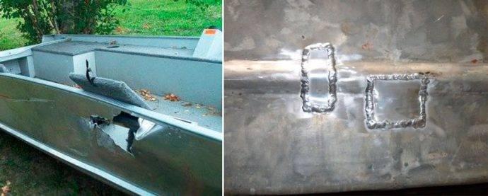 Алюминиевые моторные лодки