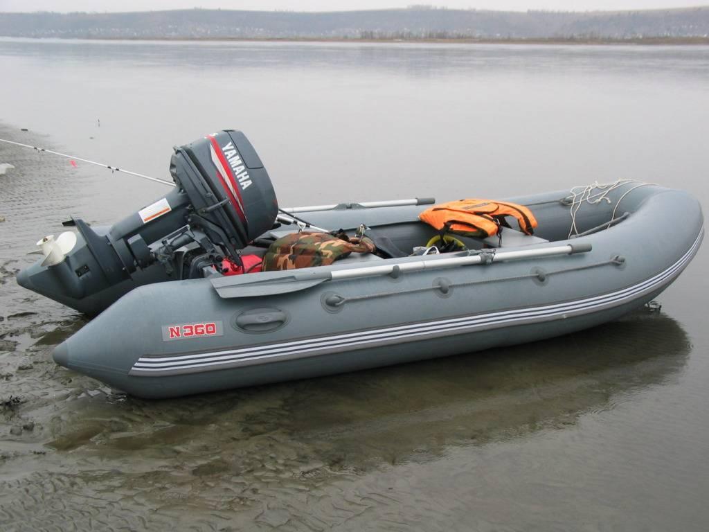 Надувная лодка фото