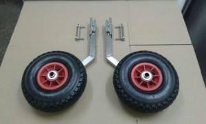 Автоматические колеса КТ-3H
