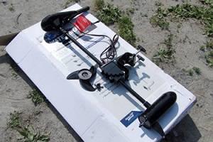 Аккумулятор для лодки с электромотором