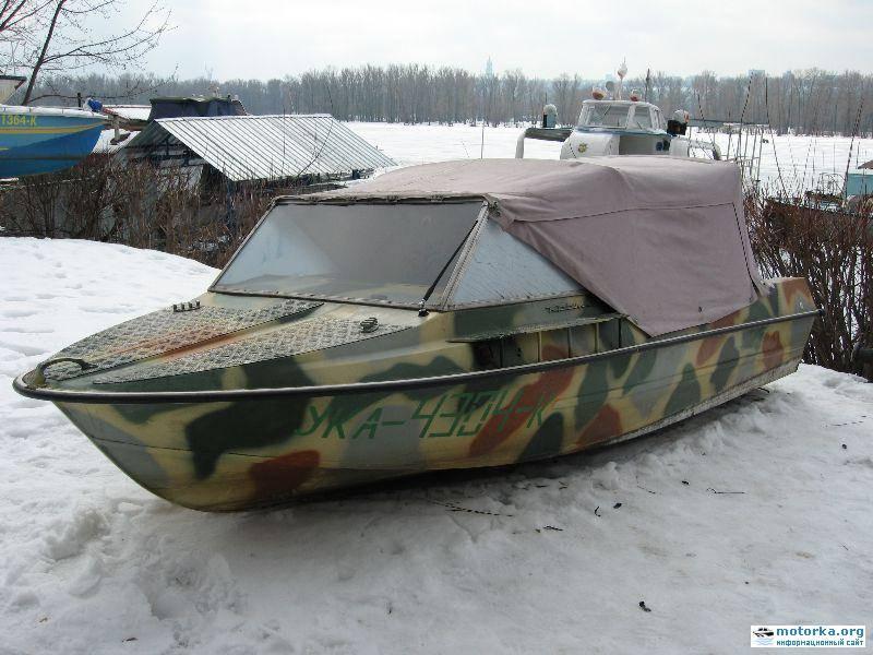 Крым лодка