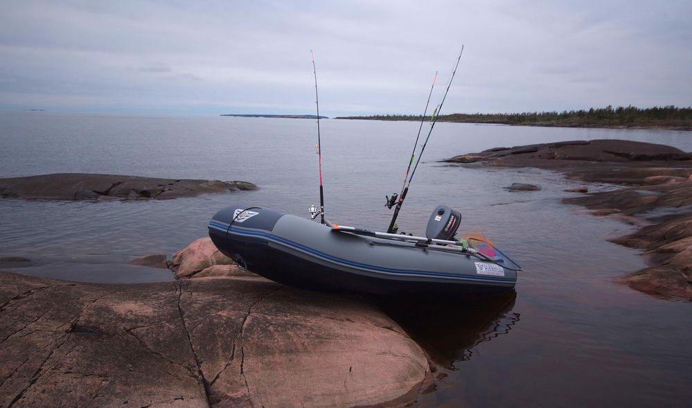 Лодки пвх с надувным дном высокого давления