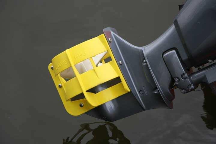 Как подобрать винт на лодочный мотор