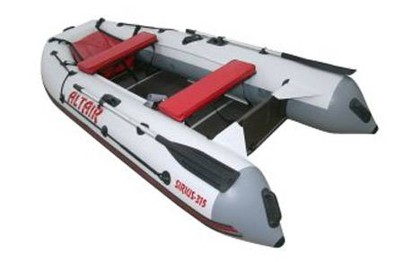 Лодка альтаир сириус 315