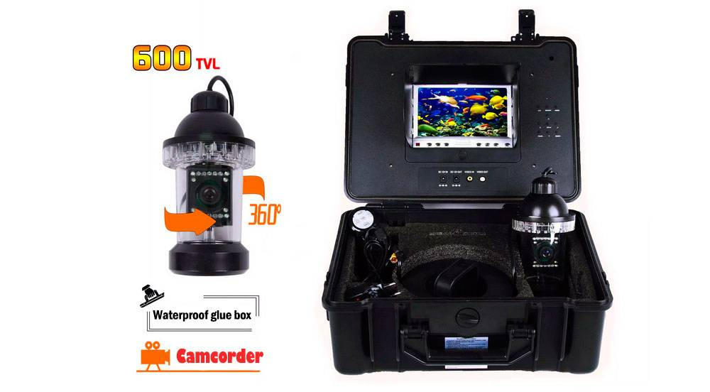 Камера для зимней рыбалки отзывы
