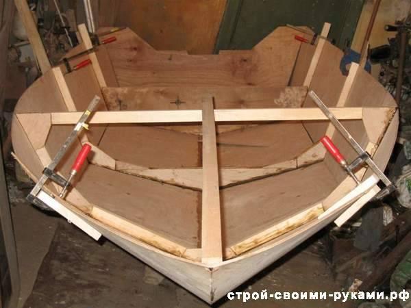 Выкройка лодки пвх