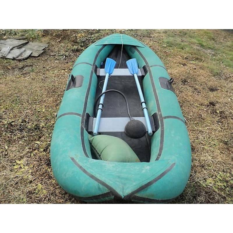 Надувная лодка уфимка 22