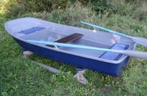 Лодка под мотор 15 л с