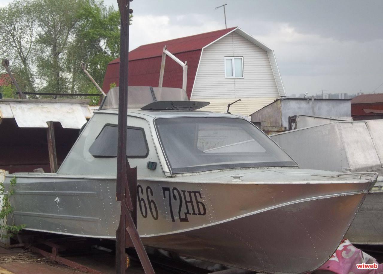 Отзывы о лодке казанка 2м
