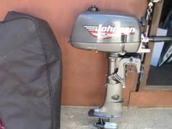 Лодочные моторы johnson