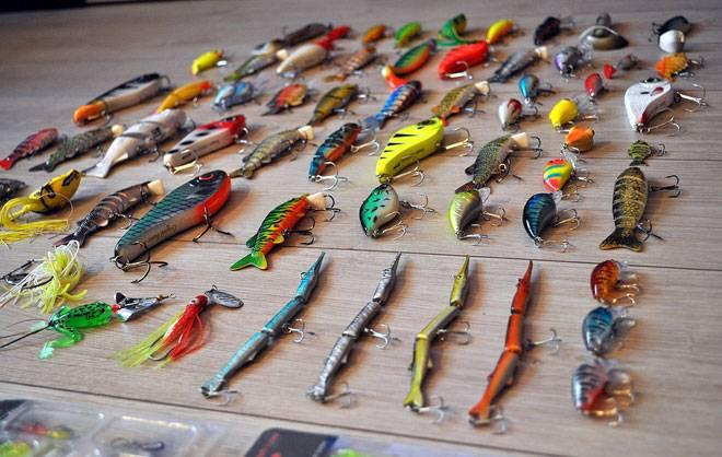 Снасти для рыбалки в карелии