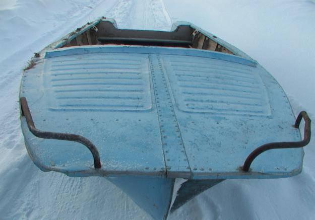 Моторная лодка воронеж технические характеристики