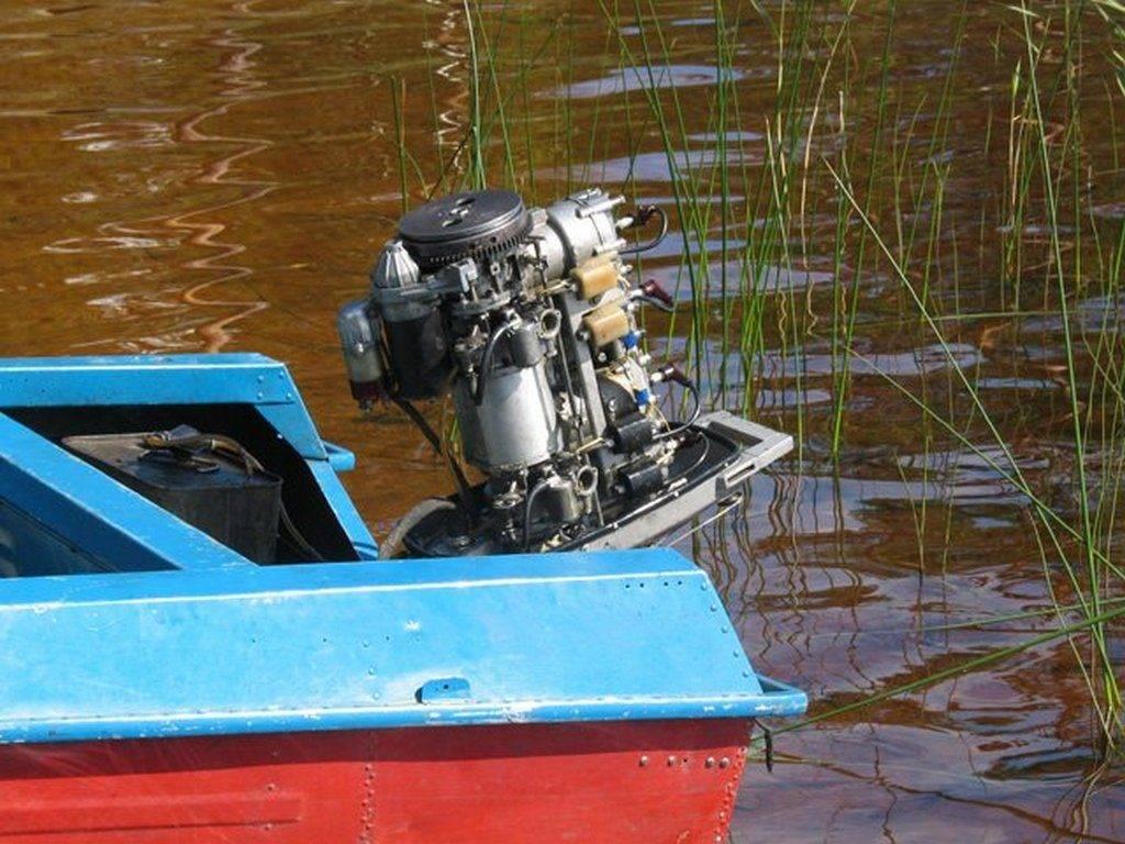 Мотор лодочный вихрь 30