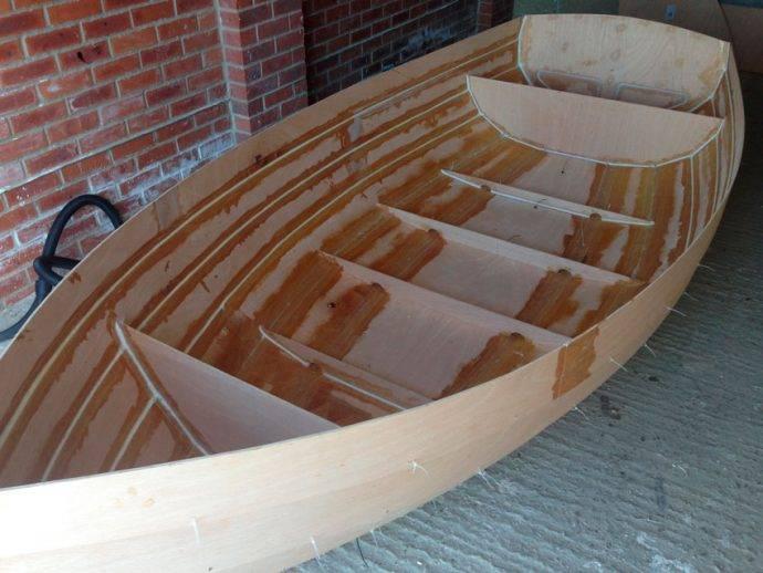 Чертежи лодок для самостоятельной постройки
