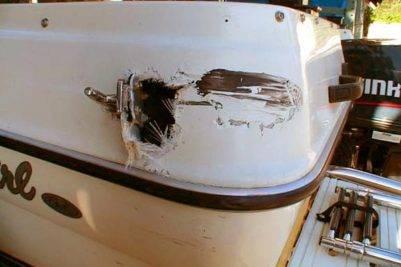 Лодка кроха