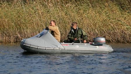 Лодка викинг 360