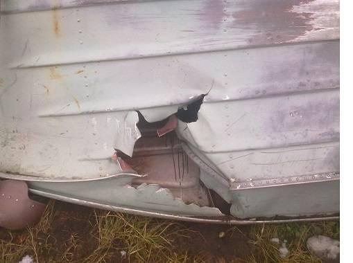 Ремонт лодки алюминиевой