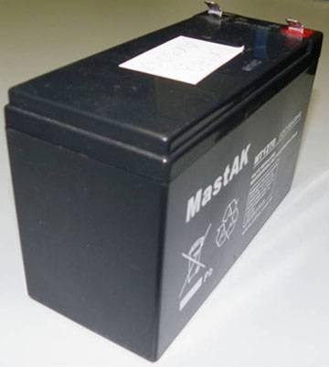 Обыкновенная необслуживаемая батарея