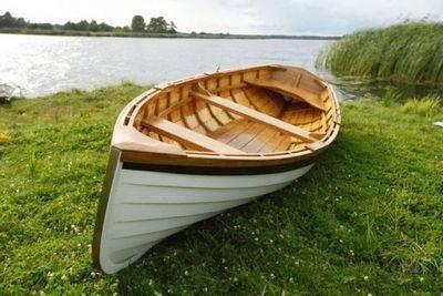 Разборная лодка своими руками