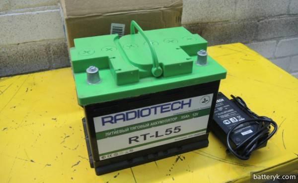 Литиевые тяговые аккумуляторы для лодочных моторов