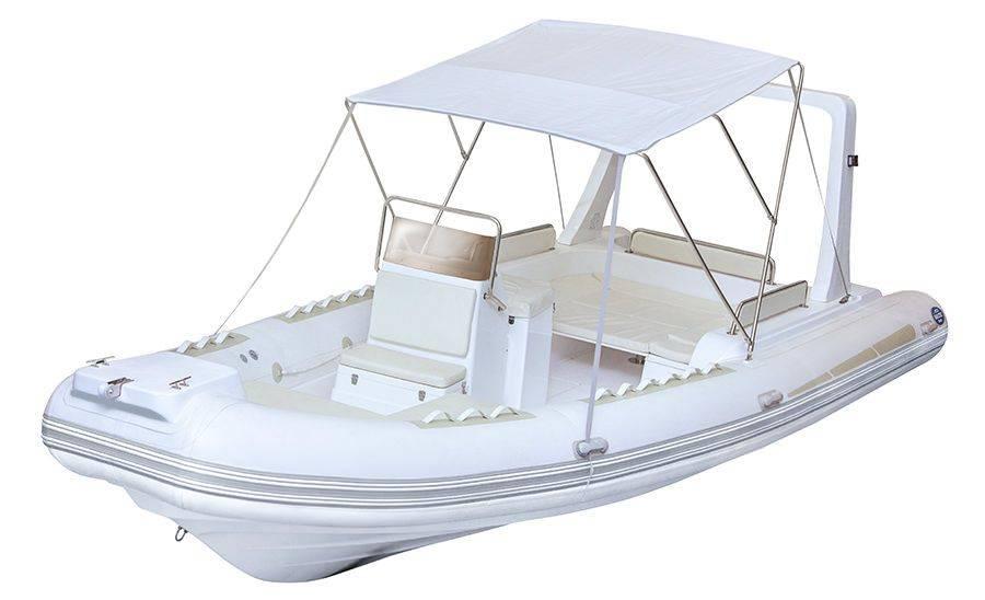 Что такое лодка риб